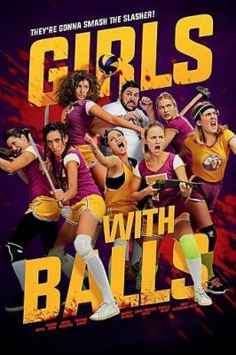 Девушки с мячиками / Girls with Balls (2018) WEBRip 1080p