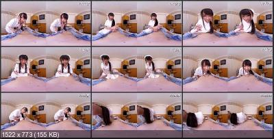 Kurumi Tamaki - Busty Junior Cuckold. There's Just Nothing I Can Do Part 1 [Oculus Rift, Vive, Samsung Gear VR | SideBySide] [1920p]