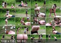 New toilet slave Norman - MilanaSmelly (FullHD | 2.42 GB)