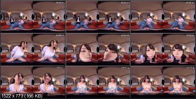Kurumi Tamaki - The REAL Adult Video Actor Experience Part 1 [Oculus Rift, Vive, Samsung Gear VR | SideBySide] [1920p]