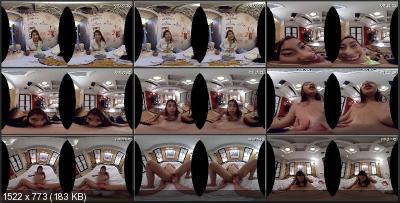 Hikari Sakuraba - KIWVR-142 A [Oculus Rift, Vive, Samsung Gear VR   SideBySide] [2048p]