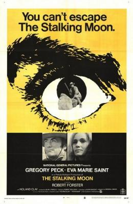 Восходящая луна / The Stalking Moon (1968) BDRip 720p