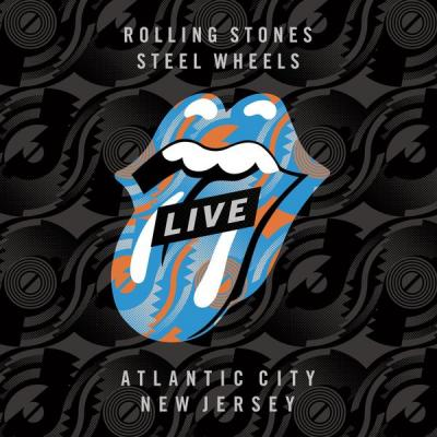 The Rolling Stones - Steel Wheels Live (2020) FLAC