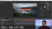 Adobe After Effects для монтажера: быстрый старт (2020/PCRec/Rus)
